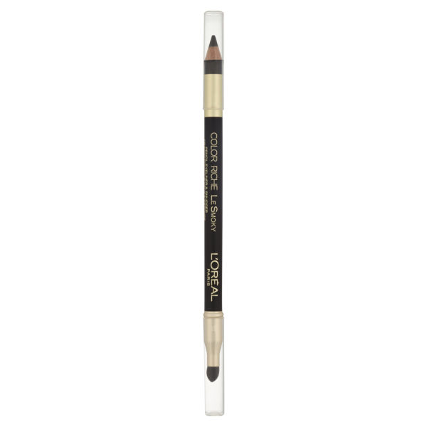 l 39 oreal paris color riche le smoky pencil eyeliner smudger various shades free delivery. Black Bedroom Furniture Sets. Home Design Ideas