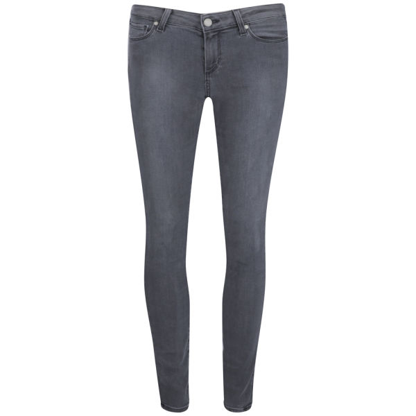 Paige Women's Verdugo Mid Rise Atwater Skinny Jeans - Indigo
