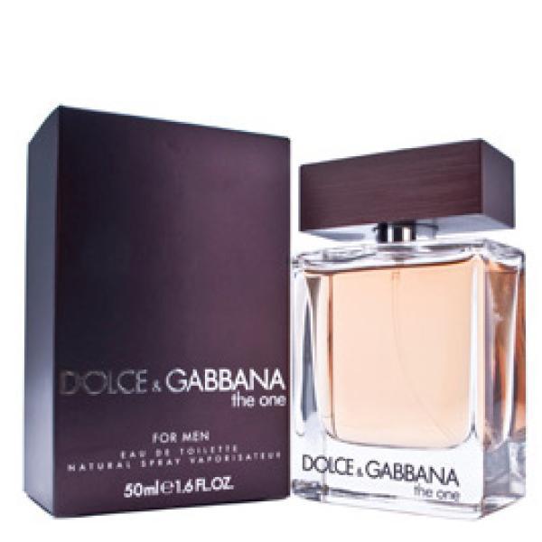 dolce gabbana the one man edt spray 50ml. Black Bedroom Furniture Sets. Home Design Ideas