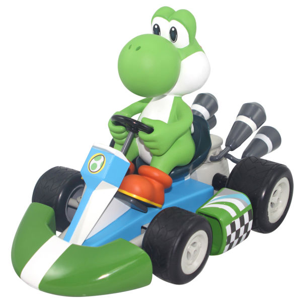 mario kart ferngesteuertes auto yoshi 10cm sowia. Black Bedroom Furniture Sets. Home Design Ideas