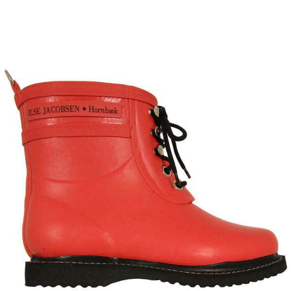 Ilse Jacobsen Women's Rub 2 Boots - Raspberry