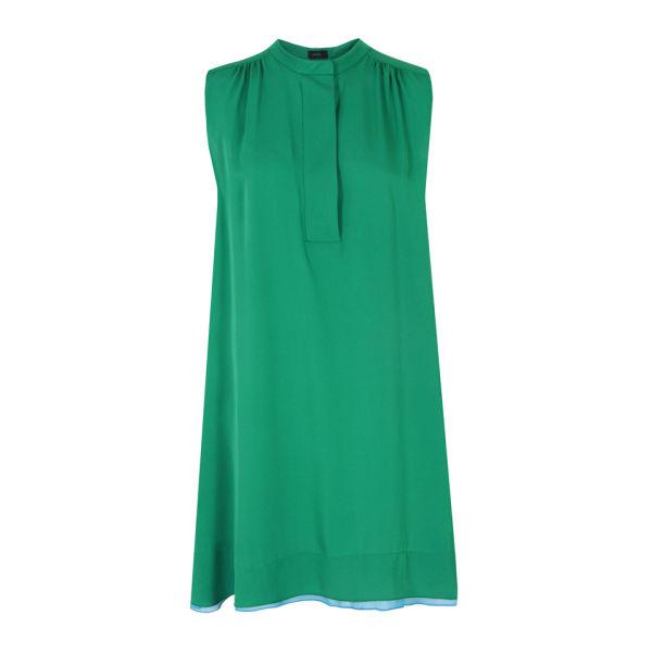 Joseph Women's 6246 Liv Dress - Emerald