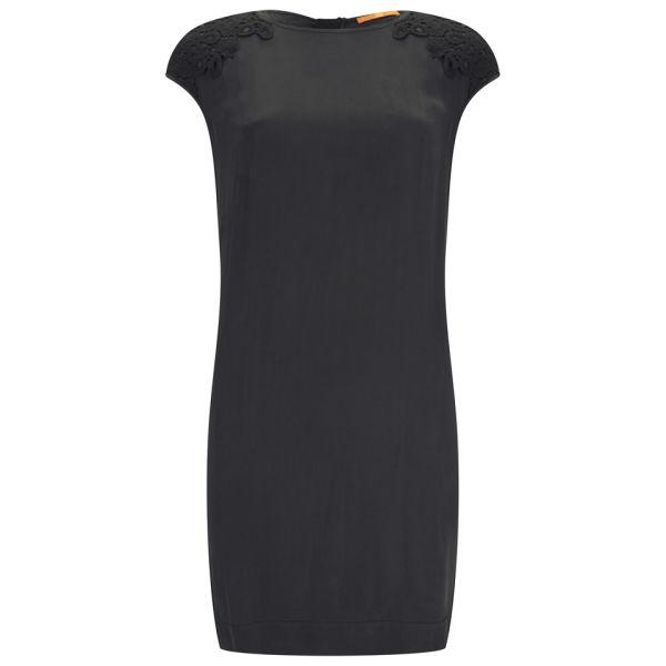 BOSS Orange Women's Acool Dress - Black