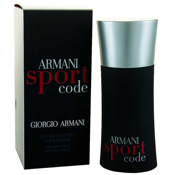 armani sport code homme edt spray 50ml free delivery. Black Bedroom Furniture Sets. Home Design Ideas