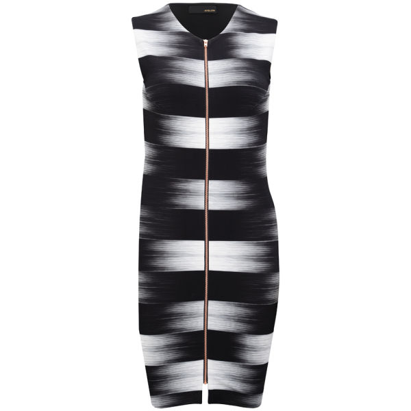 Avelon Women's Electric Nude Dress - Graphic Print