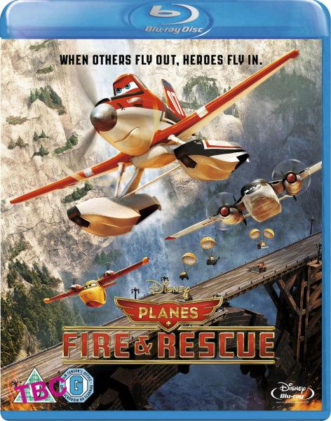 Planes 2 dvd release date