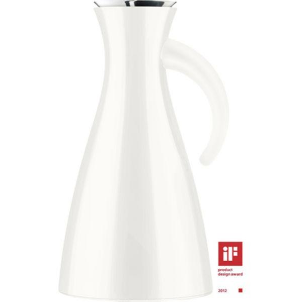 Eva Solo 1 Litre Tall Vacuum Jug - White