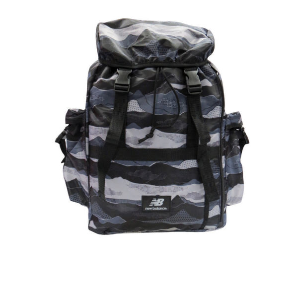 new balance herren aop rucksack schwarz sowia. Black Bedroom Furniture Sets. Home Design Ideas