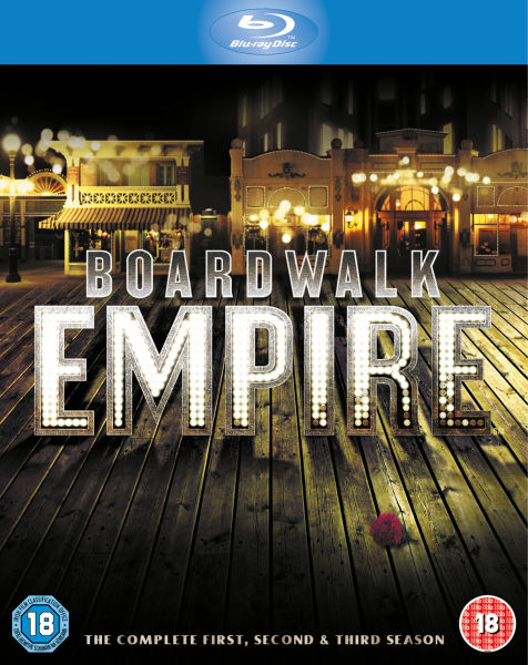 Boardwalk Empire Blu-Ray