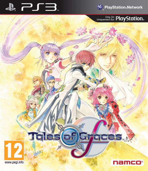 Tales of Graces F PS3 | Zavvi.com