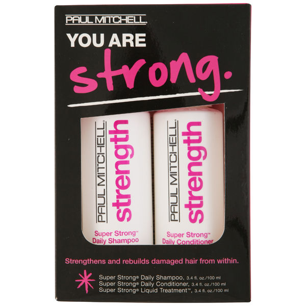 Paul Mitchell Take Home Strength Kit (3 Products) (Worth £25.05)