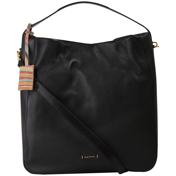 Beautiful Paul Smith Accessories Womenu0026#39;s Small Leather Paper Shoulder Bag - Black