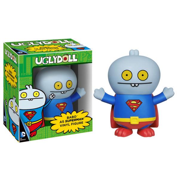 Dc Comics Uglydolls Babo As Superman Pop Vinyl Figure