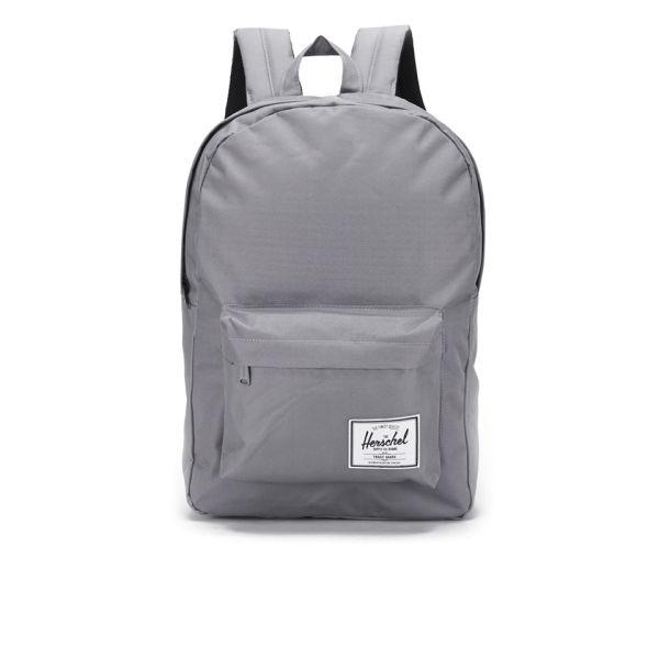Herschel Classic Logo Backpack - Grey: Image 01