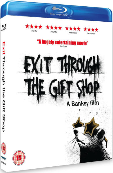 Banksy Exit Through The Gift Shop