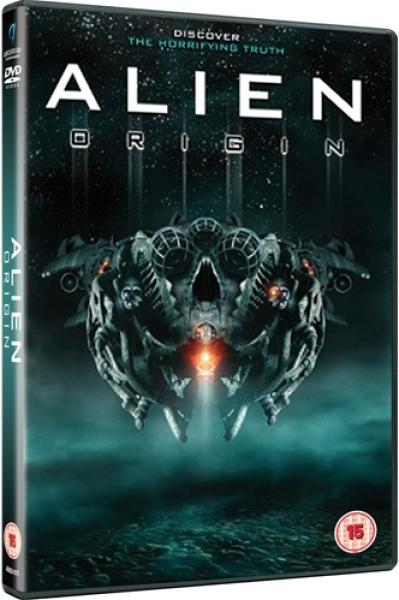 Alien Origin Dvd Zavvi Com