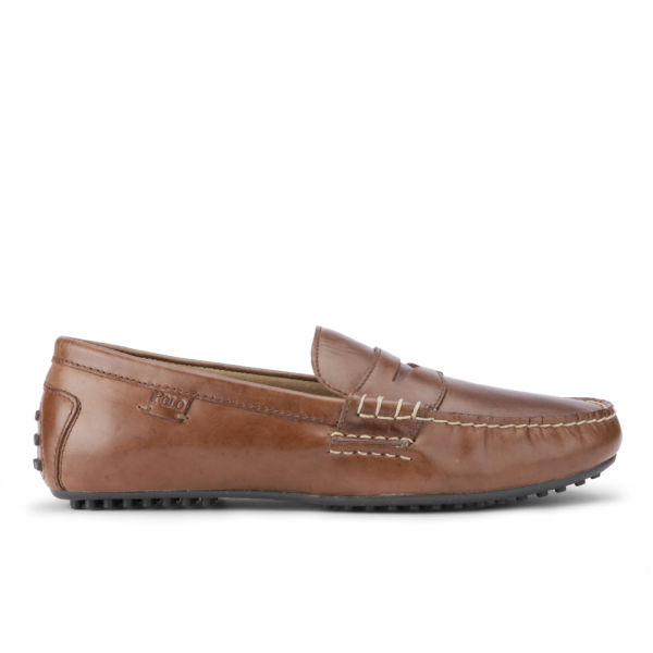polo ralph s wes leather slip on shoes polo