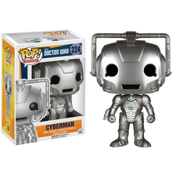 Doctor Who Cyberman Pop! Vinyl Figure