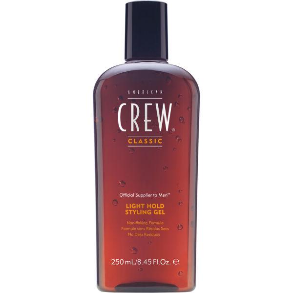 Gel de Peinado Fijación Ligera de American Crew(250 ml)