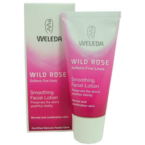 Weleda Wild Rose Smoothing Facial Lotion (30ml)