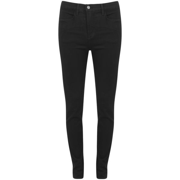 J Brand Women's Maria High Rise Skinny Jeans - Hewson