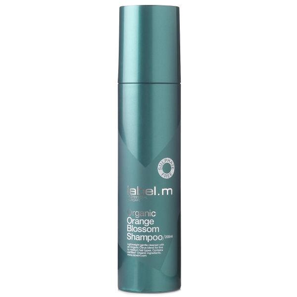 label.m Organic Orange Blossom Shampoo (200ml)