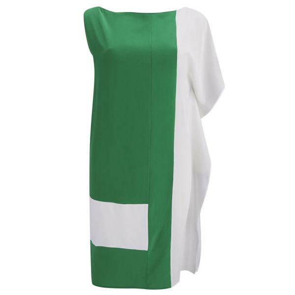 Joseph Women's Knicks Dress - Bottle White
