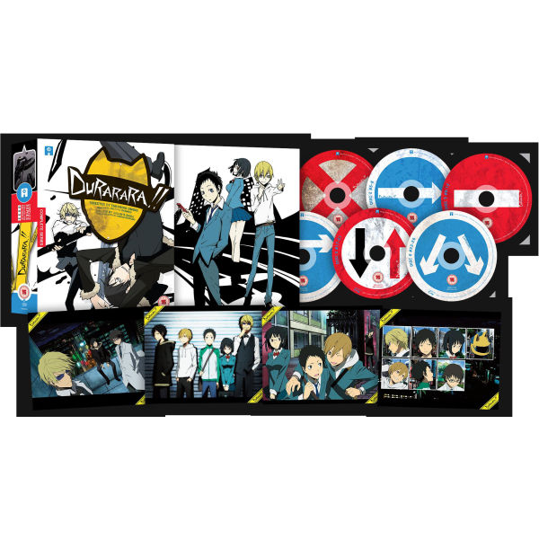 Durarara!! - The Complete Set: Image 11