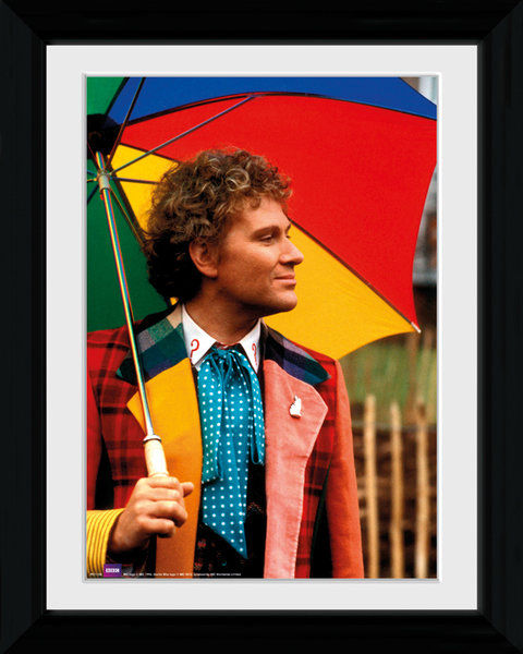 Doctor Who 6th Doctor Doctor Who 6th Doctor Umbrella