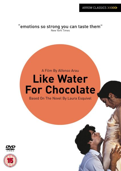 like water like chocolate Like water for chocolate, directed by alfonso arau, is a mouth-watering tale of  food, magic and passion, based on screenwriter laura esquivel's magical realist .