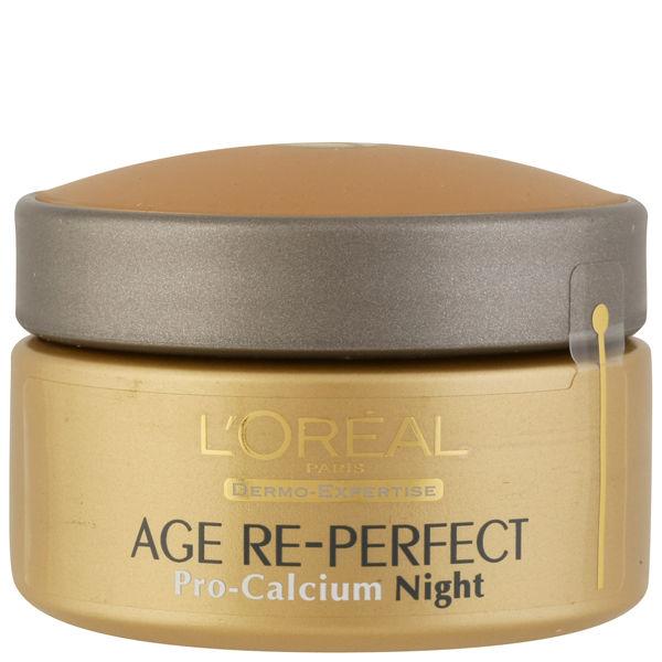 L'Oreal Paris Dermo Expertise Age PerfectCrème de Nuit Fortifiante au Pro Calcium(50ml)