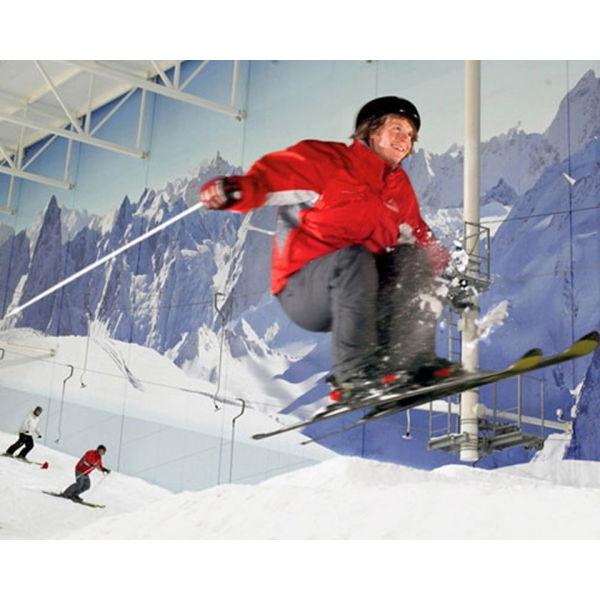 Ski or Snowboard Beginner Lesson gift  experience days