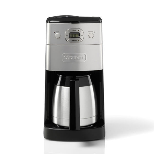 Cuisinart Coffee Maker With Grinder Leaking : Cuisinart DGB650BCU Grind and Brew Coffee Machine - FREE UK Delivery