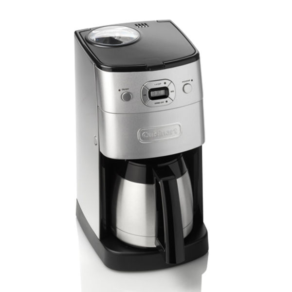 Cuisinart DGB650BCU Grind and Brew Coffee Machine - FREE UK Delivery