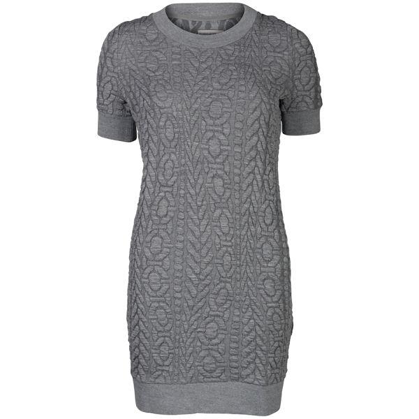 Baum und Pferdgarten Womens Hosea Dress - Light Melange