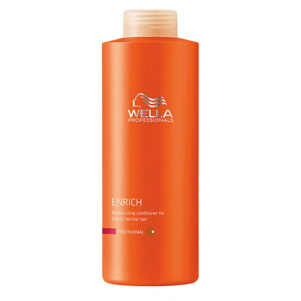 Wella Professionals Enrich Fine Conditioner (1000 ml) (värde £ 58.50)