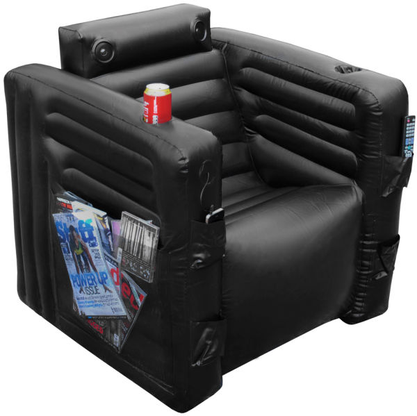 Inflatable Gadget Chair Everthing Chair Iwoot