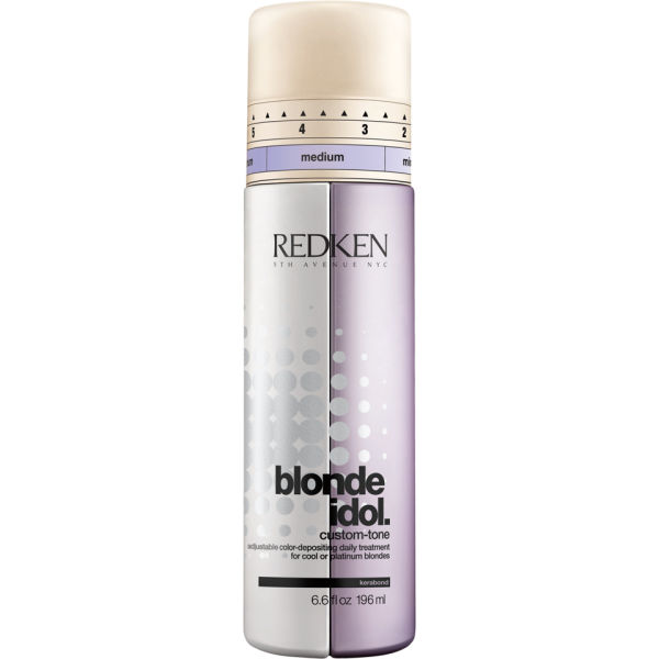 Redken Blonde Idol Custom-Tone Violet Conditioner (196ml)