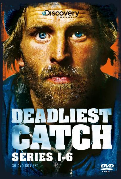 deadliest catch series 1 6 box set dvd. Black Bedroom Furniture Sets. Home Design Ideas