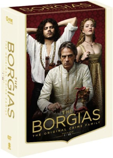 The Borgias - Seasons 1-3