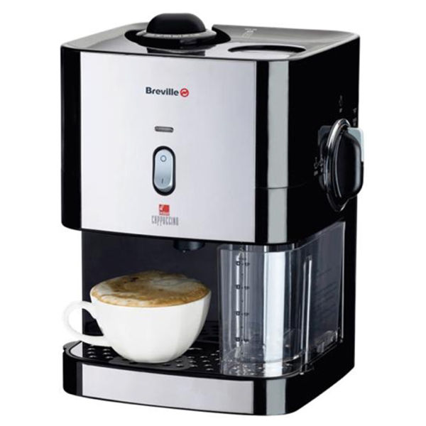 Breville Coffee Maker Stopped Working : Breville Instant Cappuccino Maker IWOOT