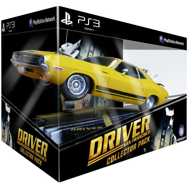 PS3 - Driver San Francisco Starter Save - The Tech Game