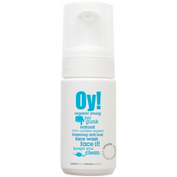 Green People Oy! Foaming Anti-Bac Face Wash (100 ml)