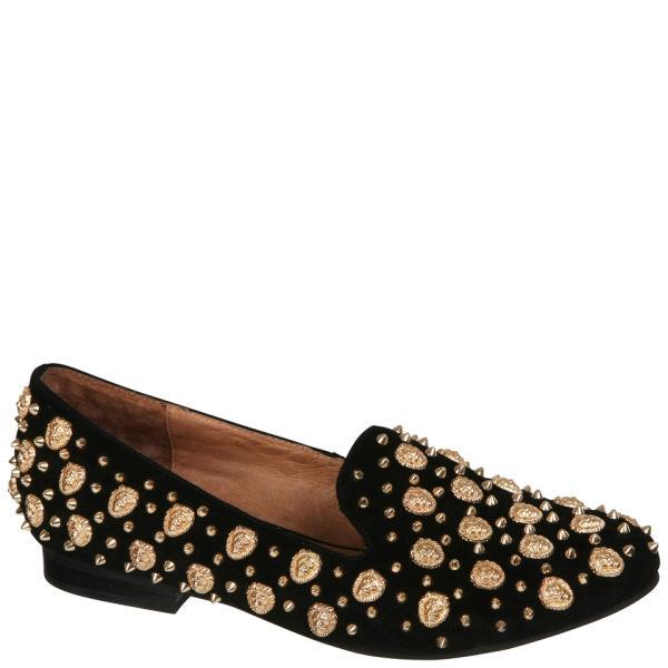 Jeffrey Campbell Women's Elegant Lion Shoes - Black