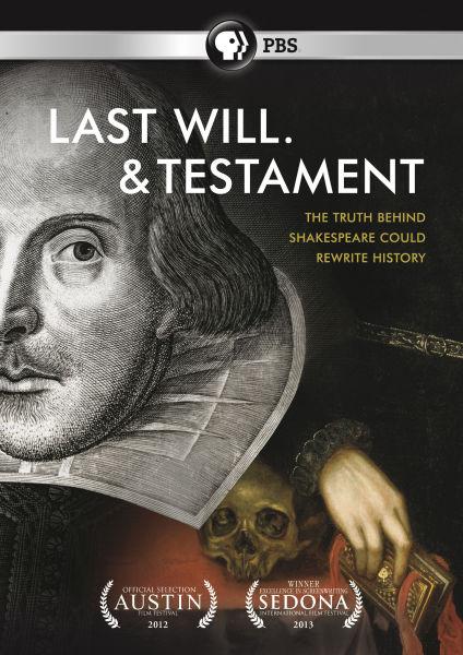 Last Will And Testament Dvd Zavvi Com