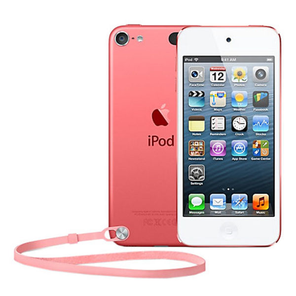 Apple iPod Touch 32GB (5th Gen) - Pink Electronics ...