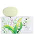 CRABTREE & EVELYN LILY TRIPLE-MILLED SOAP (3X85G): Image 1