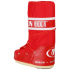 Moon Boot Women's Nylon Boots - Red: Image 2