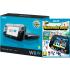 Wii U Console: 32GB Nintendo Land Premium Pack - Black: Image 1