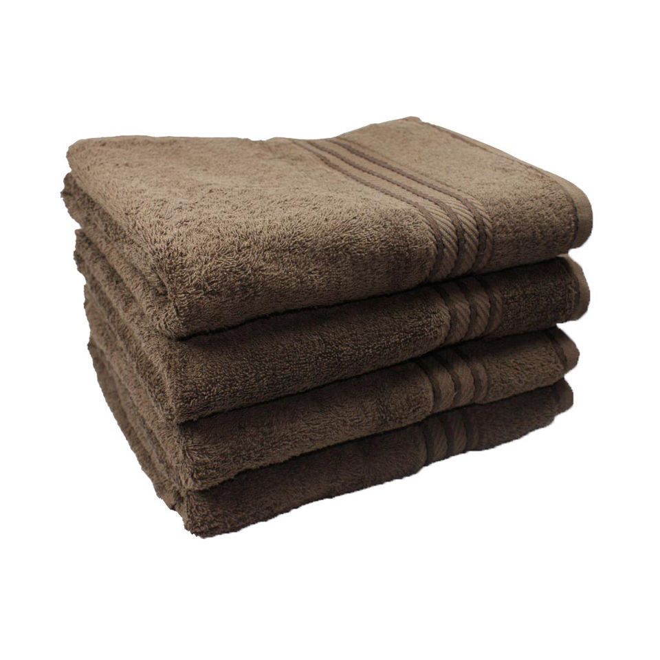 restmor-100-egyptian-cotton-4-pack-bath-sheets-500gsm-chocolate